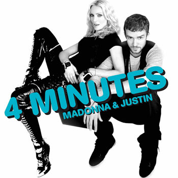 "MADONNA 4 Minutes - US 12"" Doublepack"
