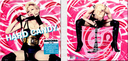 MADONNA Hard Candy - E.U. Deluxe Limited Edition 3 LP + CD (9362-49868-6)