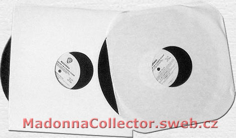 MADONNA Confessions On A Dance Floor US Advance Promo Double LP (PRO-A-101706-A)