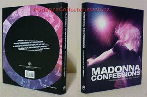 MADONNA Confessions by Guy Oseary - 2008 US Book (978-1-57687-481-3)