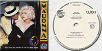 MADONNA I'M BREATHLESS LP Hungary