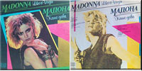MADONNA Like A Virgin (Kato Děva) LP Bulgaria