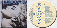 MADONNA True Blue LP Poland