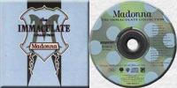 MADONNA The Immaculate Collection CD Czech Republic