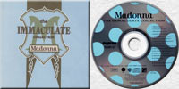 MADONNA The Immaculate Collection CD Czechoslovakia