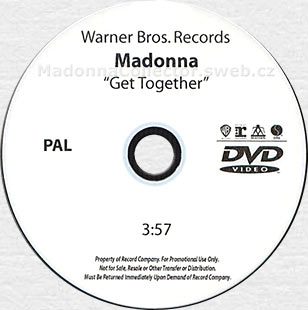 MADONNA Get Together DVD Reference