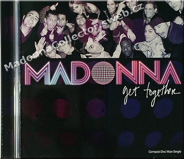 MADONNA Get Together CD
