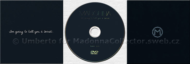 MADONNA I'm Going To Tell You A Secret Promo DVD Trailer