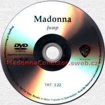 MADONNA - Jump - US Promo DVD-Reference