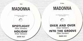 MADONNA You Can Dance / Dubs Sampler