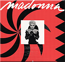 MADONNA You Can Dance / Into The Groove / Everybody