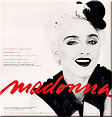 MADONNA You Can Dance / Holiday / Over And Over